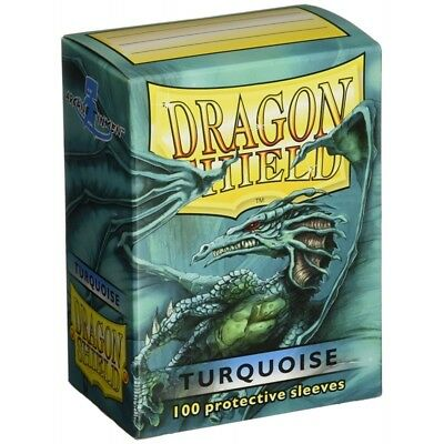 Dragon Shield - Classic Turquoise - 100 bustine protettive