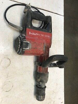 Hilti TE-805 Heavy Duty Demolition Hammer Runs Will Not Hammer Parts Repair