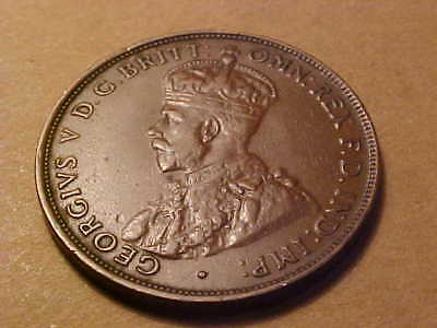 Australia 1931 Penny, Nice Looking Coin