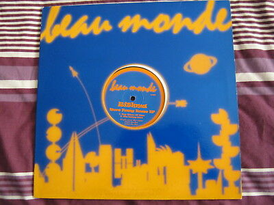 Rithma. More Funny House Ep. (Beau Monde Label) Very Rare Deep House 12 Inch.