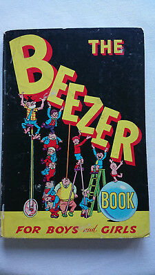 The Beezer Annual 1959