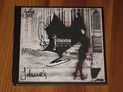 Tribulation- Children Of The Night/ DIGI BOOK CD 2015 /Org. SIGNED/ DOWN BELOW