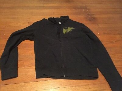 Dead Poetic Vintage Rare Track Jacket Size Large Tooth And Nail Solid State