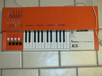 Bontempi 104 Electric Chord Organ Keyboard