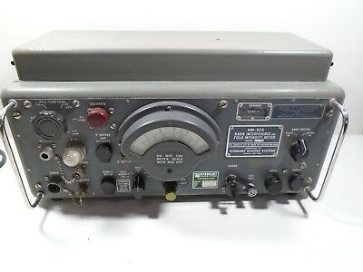 STODDART Radio Interference And Field Intensity Meter NM-52A