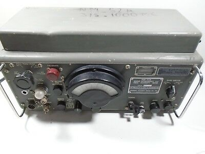 STODDART Radio Interference And Field Intensity Meter NM-52A    2