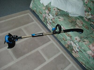 G-Tech ST05 14.4v li-on Strimmer with Charger and Blades