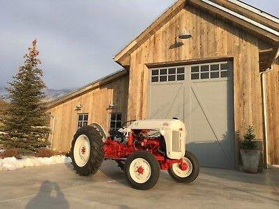 1952 Ford 8N Tractor Funk Conversion