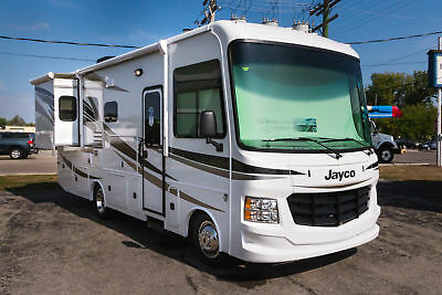 2018 Jayco Alante 26X Gas Class A Motorhome - Ford V10 F53 16,000lb. Chassis