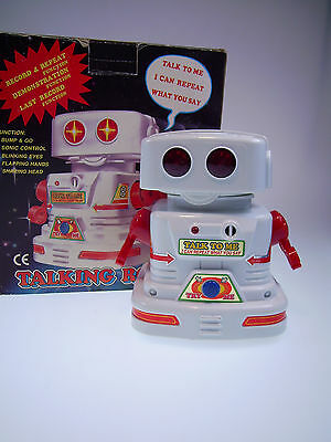 "GSR ""TALKING ROBOT"" CHINA+TOLLES TEIL+ BO OK,like NEU/NEW/NEUF++ VERY GOOD BOX !"