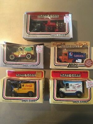 Vtg Models Of Days Gone By Lledo London Diecast Lionel Coca Cola Etc NIP