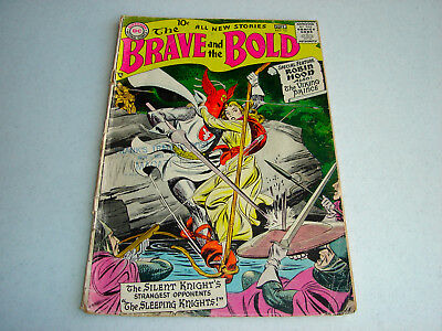 The Brave and the Bold #13 (1957) Complete Good