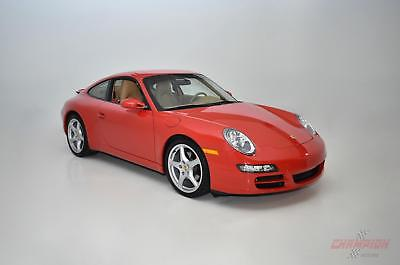 2006 Porsche 911 Carrera 2006 Porsche 911 Carrera 13,944 Miles Guards Red Coupe H6 3.6L M