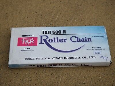 Motorcycle Drive Chain Tkr 530H -120 Links
