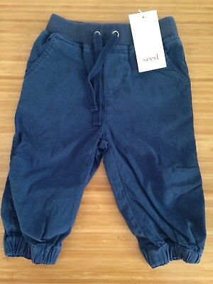 BNWT Seed baby size 6-12 months (0) pants/trousers
