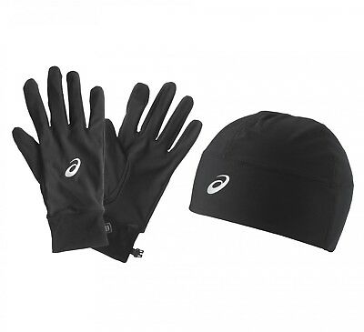 Asics Performance Pack - Hat & Gloves (Small)