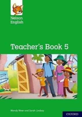 Nelson English: Year 5/Primary 6: Teacher's Book 5 (Nelson English).