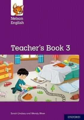 Nelson English: Year 3/Primary 4: Teacher's Book 3 (Nelson English).