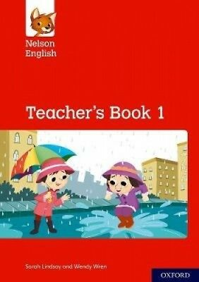Nelson English: Year 1/Primary 2: Teacher's Book 1 (Nelson English).