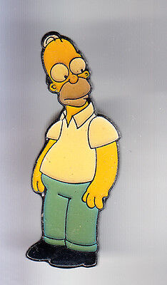 Rare Pins Pin's .. Bd Comics The Simpsons Cartoon Homer Pere Daddy ~Cq