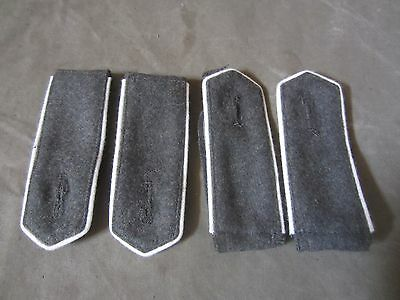 Wwi German M1907 Infantry Shoulder Boards Lot Of 2 Pairs