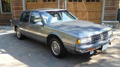 1988 Oldsmobile Regency Touring Deluxe 1988 Oldsmobile Touring Regency Sedan
