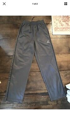 Boys Nike Air Jordan Pants Large Euc