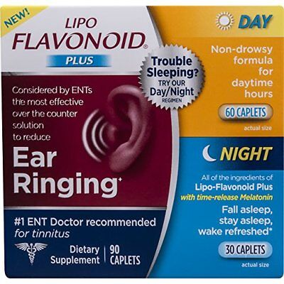Lipo-Flavonoid Day and Night Combo Kit, 90 Count -Expiration Date 11-2018-