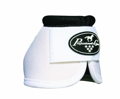 Professional Choice bell boots- white M