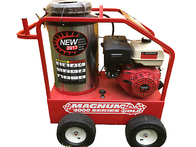 Easy-Kleen™ Magnum 4000 GOLD Portable Hot Water Pressure Washer