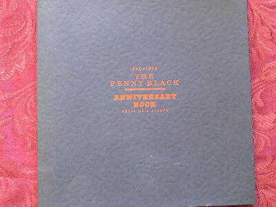 The Penny Black Anniversary Stamp Book