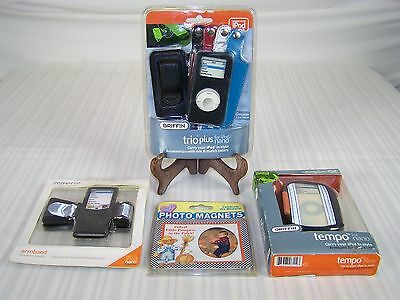 Griffin Ipod Nano Armbands and Cases with Photo Magnet
