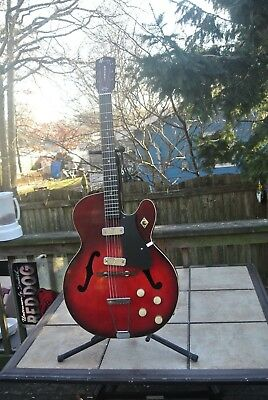 Vintage Harmony Rocket Electric Guitar