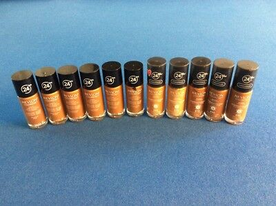 Revlon ColorStay 24 Hr makeup,combination/oily skin, available in several shades