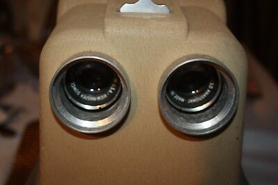 """Vintage View-Master 2.25"""" Stereo-Matic 500 3-D Projector by Sawyers - As is"""