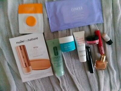 New skincare + makeup Chanel Clinique Nuxe +more lips eyes face #SundayMarket