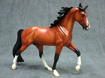 Breyer * All That Razz * Chicago Event Bluegrass Bandit Traditional Model Horse
