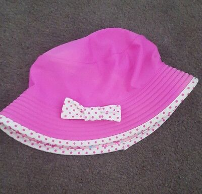 SWIMMING BEACH HAT reversible | Target | Baby girls swimmers |size 0-12 months