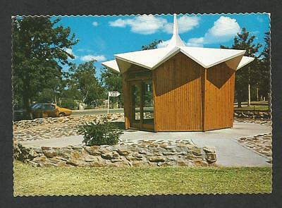 NSW - c1970s POSTCARD - THE CAPTAIN COOK TOURIST CENTRE, GILGANDRA, NSW