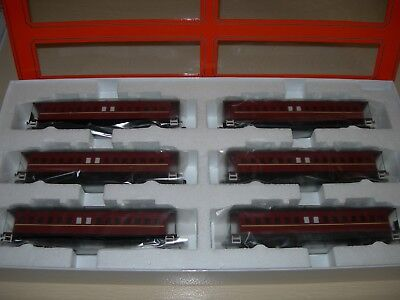 Austrains NSWGR End Platform Cars with open ended HFOs (Indian Red)