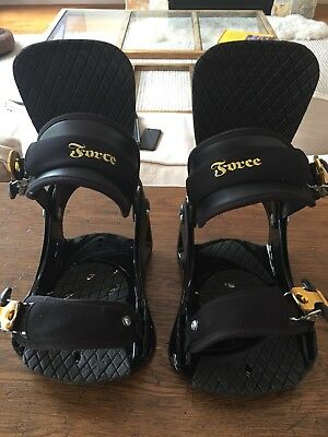 Force Snowboard Bindings