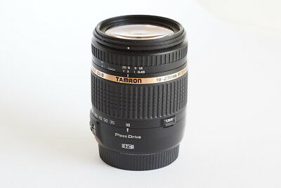 Tamron LD 18-270mm f/3.5-6.3 AF Di-II VC Aspherical IF Lens for Canon