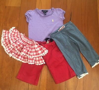 Super Luxe Designer Girls Bundle Featuring PaperWings & Ralph Lauren**Size 2