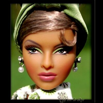 Fashion Royalty Doll 2005 Something Cool Isha