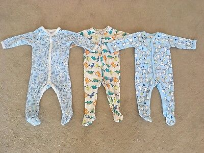 Bundle Three Target Long Sleeve One Pieces All In Ones Size 0