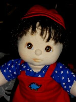 'my Child Doll, Gorgeous Boy From The 80 's  In Excellent Condition