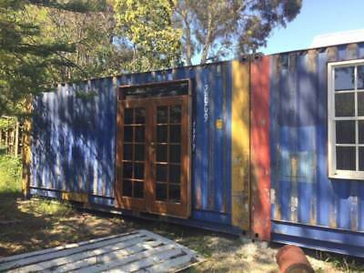 Granny Flat - Shipping Container Project