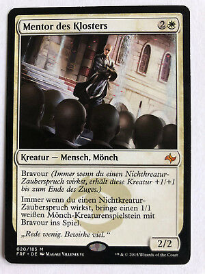 Mentor des Klosters - Monestary Mentor - Magic The Gathering - MTG