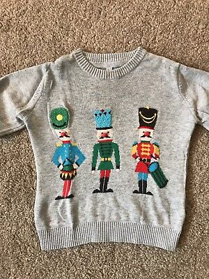Marks and Spencer Knitted Jumper 18-24 Months