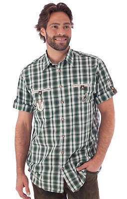 Traditional Shirt Eddi Green